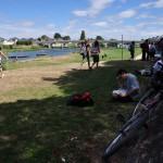 Pause déjeuner en bord de Loire