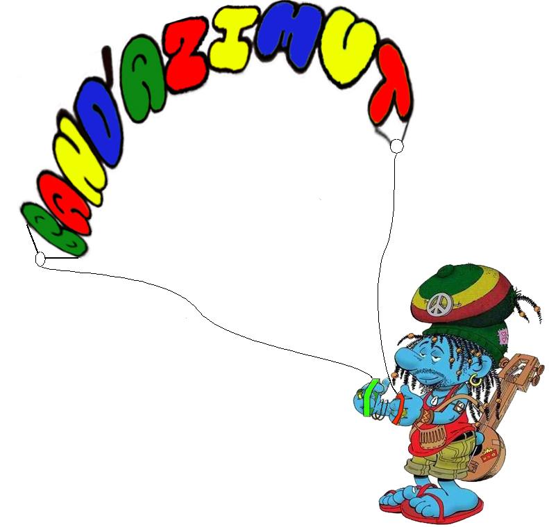 Logo de la Banda'zimut