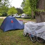 Le campement des Chatmouettes