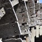 Les pales du moulin