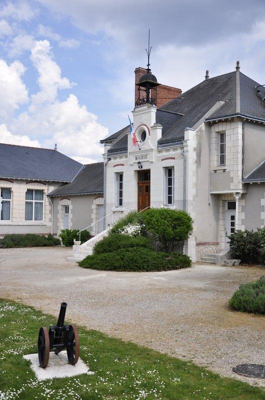 La mairie de Feigns