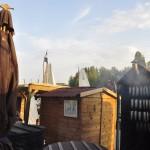 Festival de Loire 2011 : Fumage traditionnel des harengs