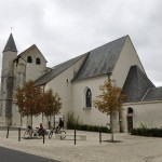 L'église de Mont-près-chambord