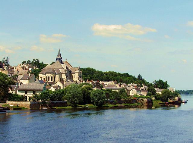 Village de Candes-Saint-Martin