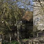 Moulin de Fontaine près de Thoré-la-Rochette