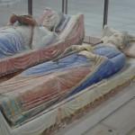 Nécropole des Plantagenêts : Henri II d'Angleterre et Aliénor d'Aquitaine