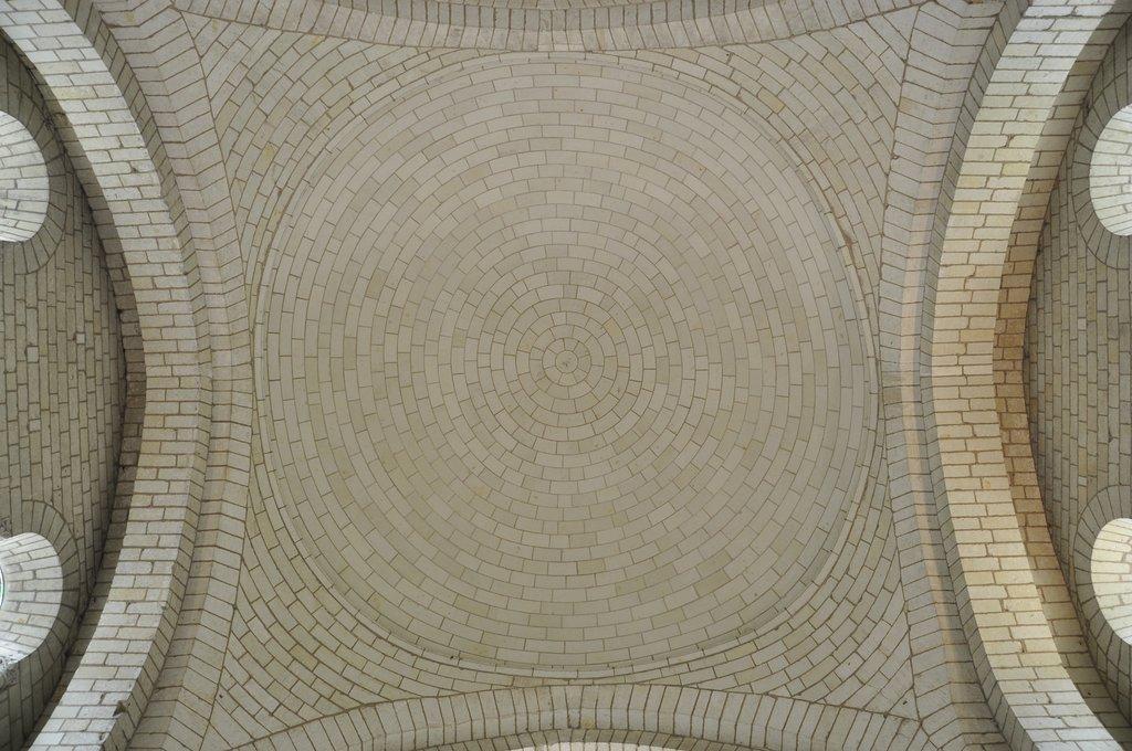 Voûte de l'Abbaye de Fontevraud
