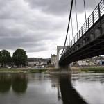 Pont qui mène à Chalonnes-sur-Loire