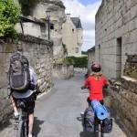 Petite rue de Souzay-champigny