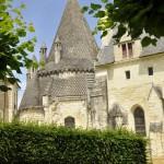 La cuisine de l'abbaye de Fontevraud