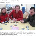 Les Chatmouettes dans Ouest France