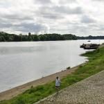Montsoreau et la Loire