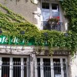 Café de la ... lierre